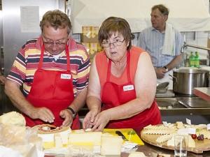 Käse Küche