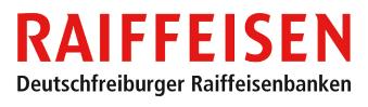 Deutschfreiburger Raiffeisenbanken