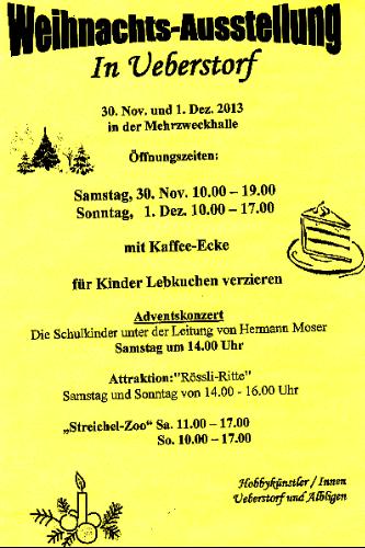 Weihnachtsmärit Ueberstorf13
