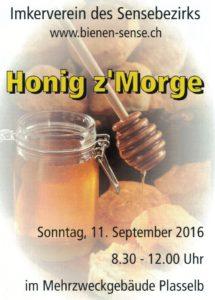Honigz'Morge16